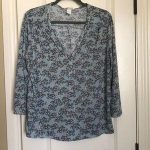 Birdie pullover top